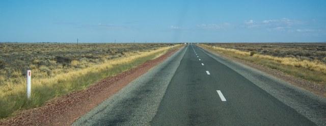 Into South Australia