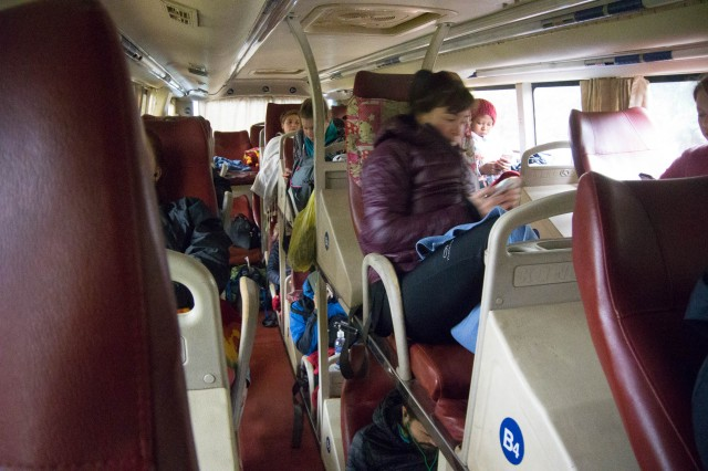 Bus to Hoi An