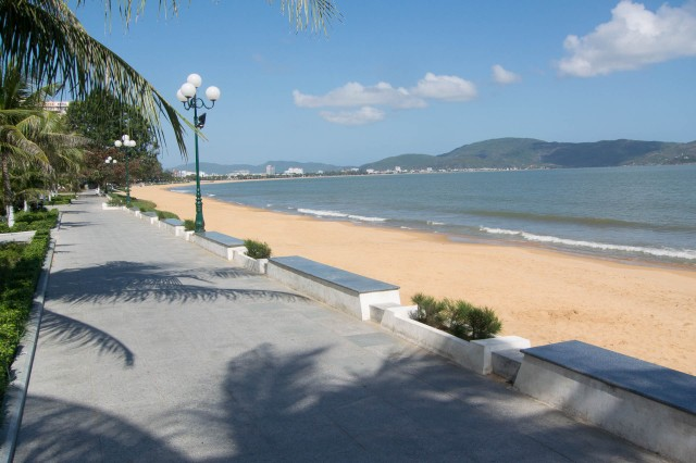Beach at Quy Nhon
