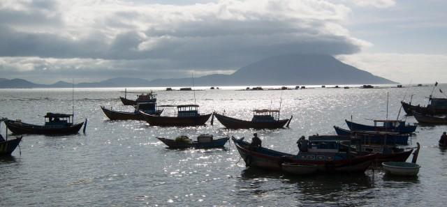 Van Gia Harbour