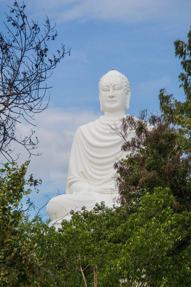 Buddha at Long Son