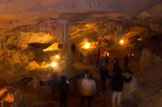 Cave - Halong Bay
