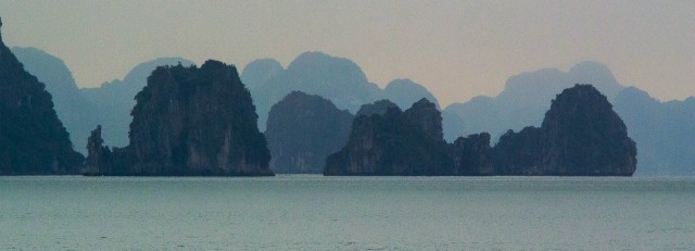 Endless Peaks - Halong Bay